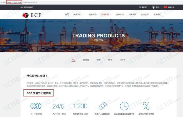 BCP怎么样?BCP靠谱吗?BCP正规吗?